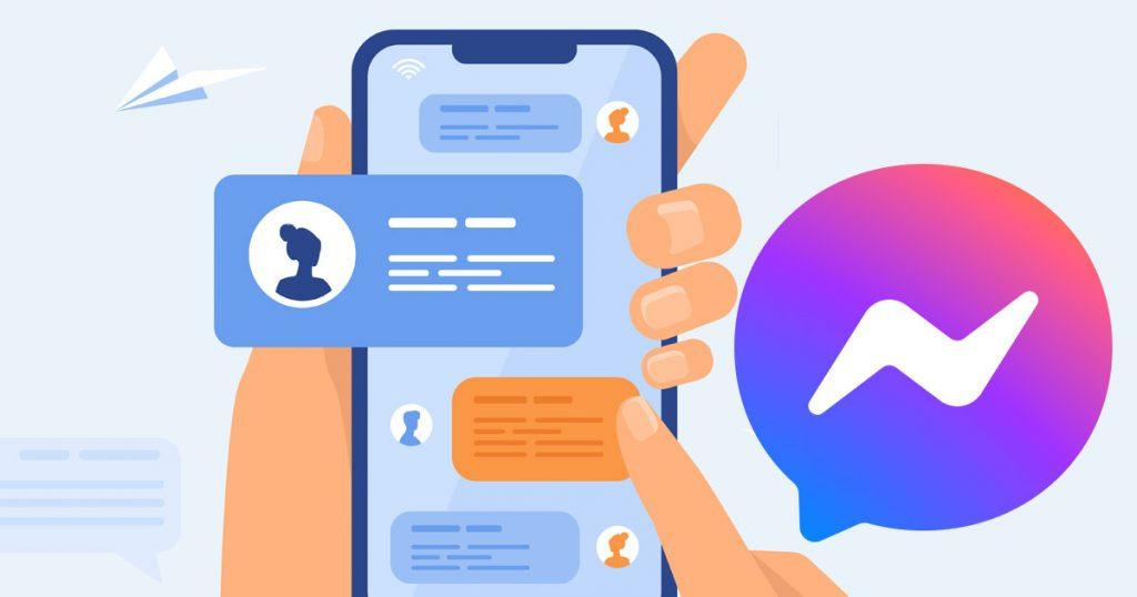 Facebook Messenger - Messenger Marketing (Bild: Freepik)