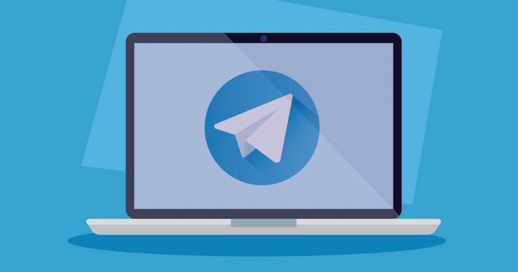 Telegram Web - Telegram online - Telegram PC (Bild: Freepik)