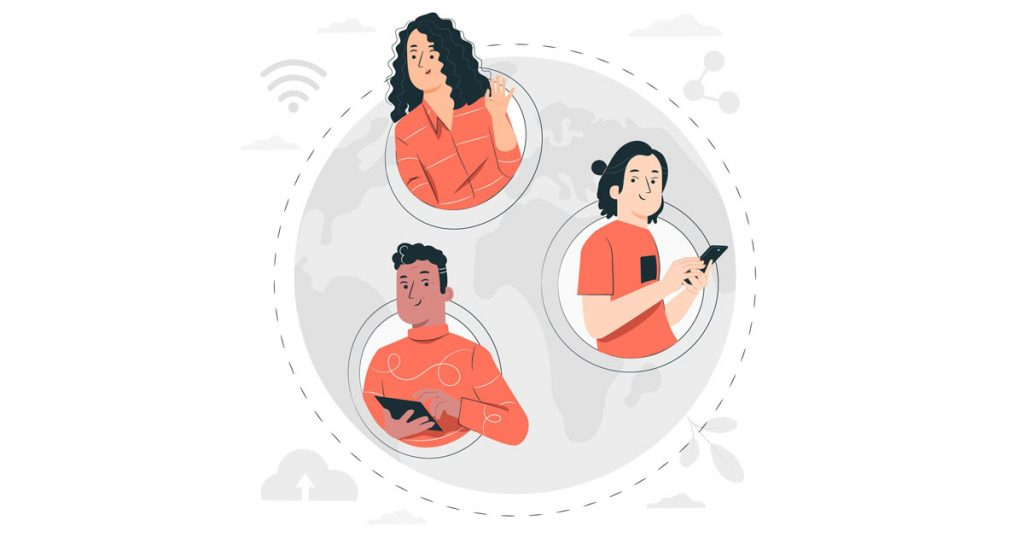 Kundekommunikation im Einzelhandel: WhatsApp versus E-Mail (Bild: Freepik)