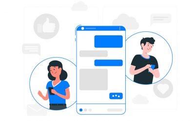 Messenger + Kommunikationskanäle (Bild: Freepik)