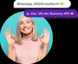 Ist Chatwerk DSVGO-Konform?