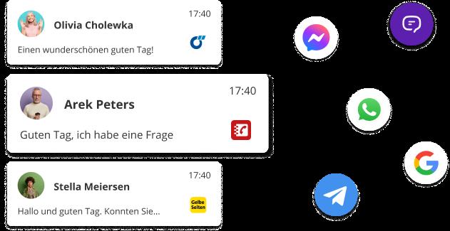whatsapp business, Home