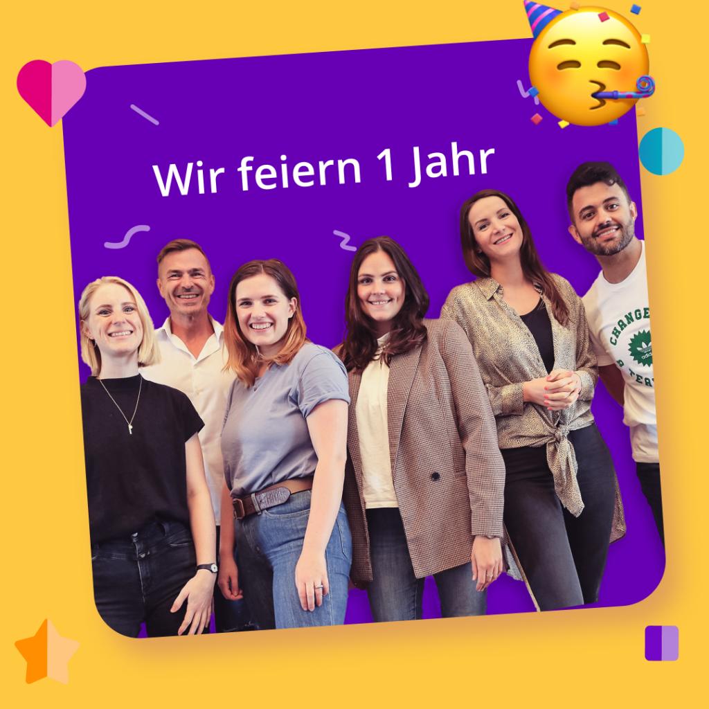 ChatWerk 1 Jahr